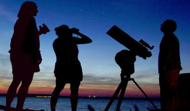 Meet The Citizen Astronomers Who Chase Stars
