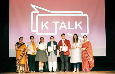 Kalyani's K-Talk Captures Young Opinions