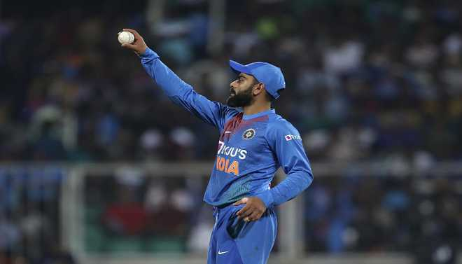 Kohli Asks Players To Get A Grip On Catching Woes