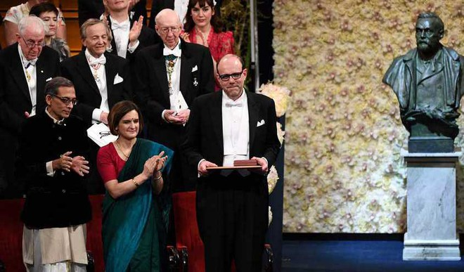 Abhijit Banerjee Receives Nobel Prize