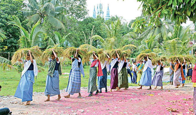 Experiencing Kerala's own farming traditions