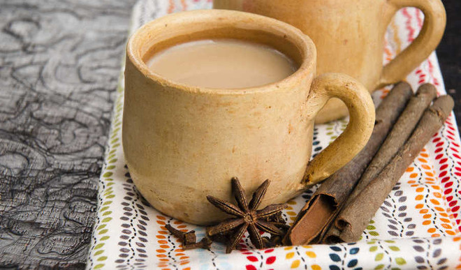 Masala Chai On International Tea Day