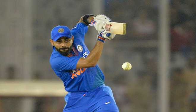 Kohli Named In Wisden Cricketers Of The Decade