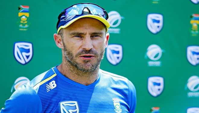 Plessis Criticises 'Big Three' Move
