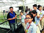Eco-Warriors Visit A Bioplant
