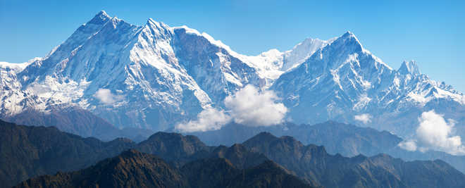 Himalayas Fade Due To Climate Change