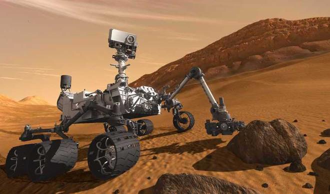 Mars More Porous Than Thought : NASA