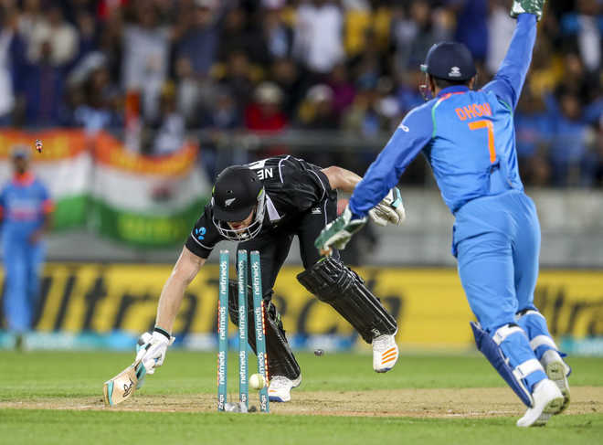 Bagful Of Tricks Behind Stumps By MSD