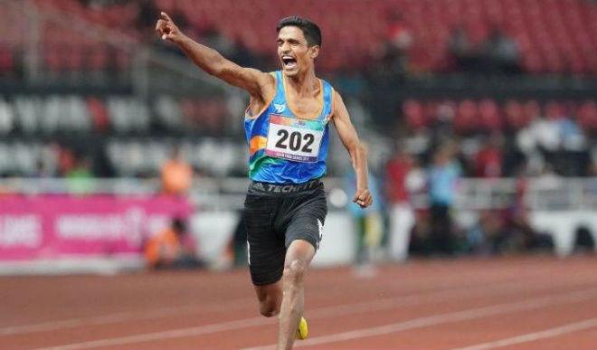 Narayan Thakur: From A Waiter To Gold Medallist