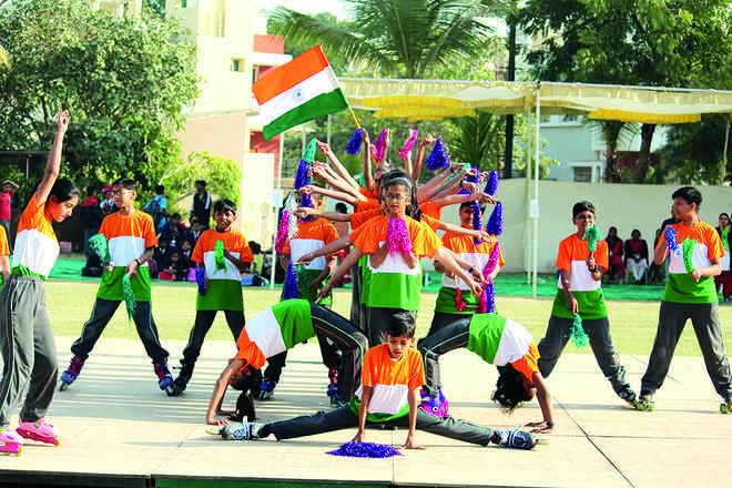 Bharatiyam – Annual Sporting Fiesta in SAS