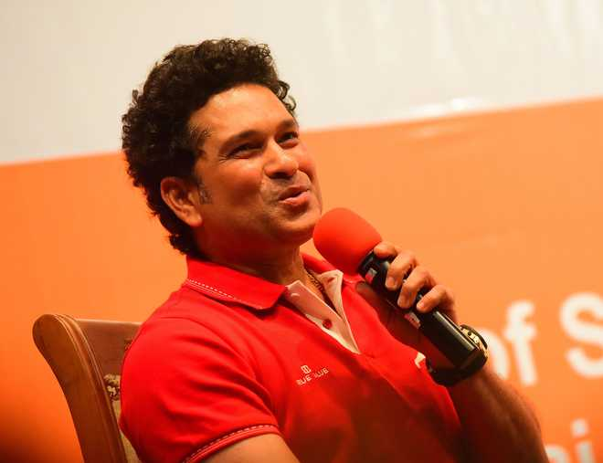 Terming India As Favourites For The World Cup, Sachin Says The Team Has The Ability To Be Competitive In Any Part Of The World On Any Surface.