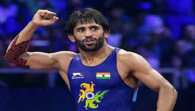 Bajrang Makes Winning Start In Germany