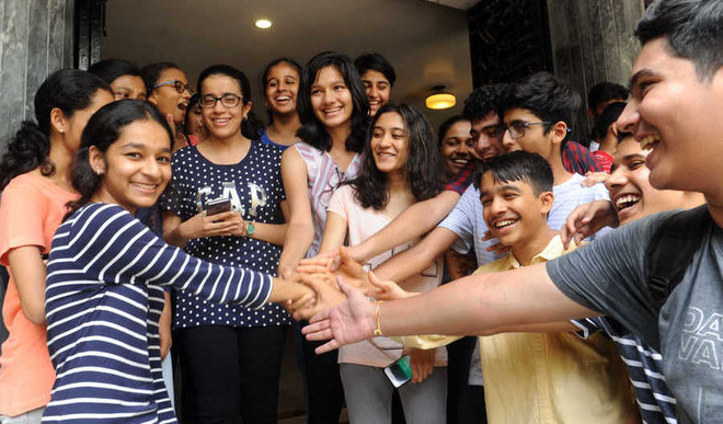 Keep Cool, Give Your Best: Last Year's Toppers