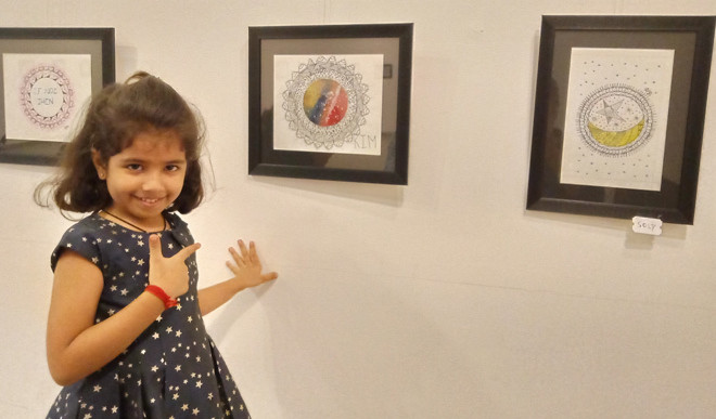 5YO Kamakshi Makes It To India Book Of Records'18