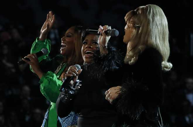 Women Rule The Grammy Awards