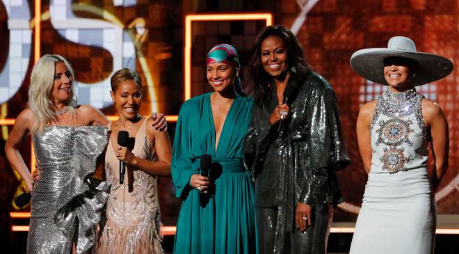 Michelle Talks Girl Power