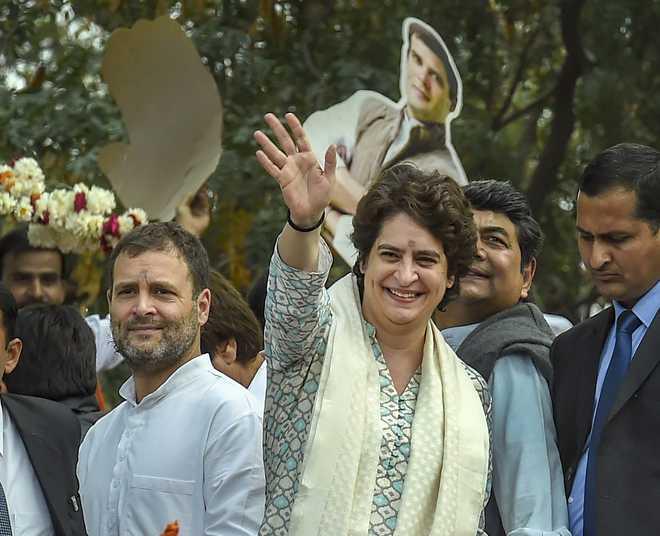 'It Is Like Indira Comeback'