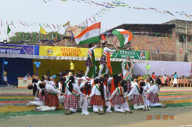 Agrasain Balika Siksha Sadan hosts annual sports day
