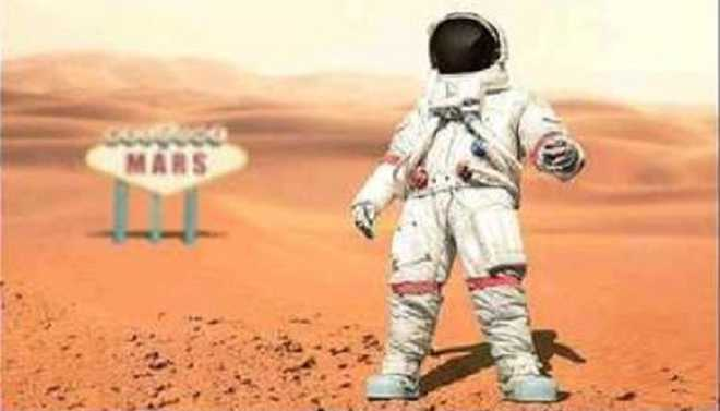 'Visiting Mars Next Frontier In Space'