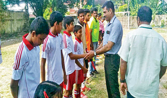 All-Kerala Inter-school Football Tournament for Radcliffe Trophy ends