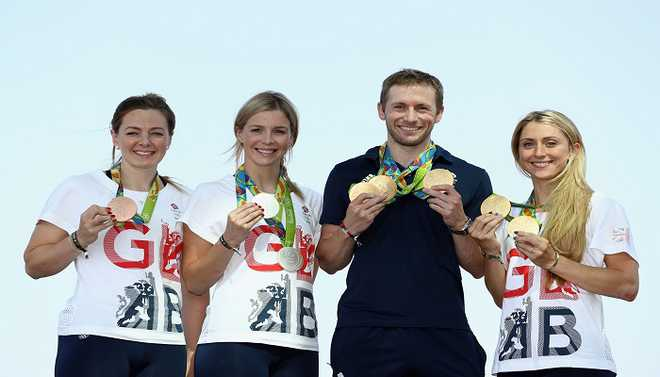 Soon, Medals From Recycled Phones