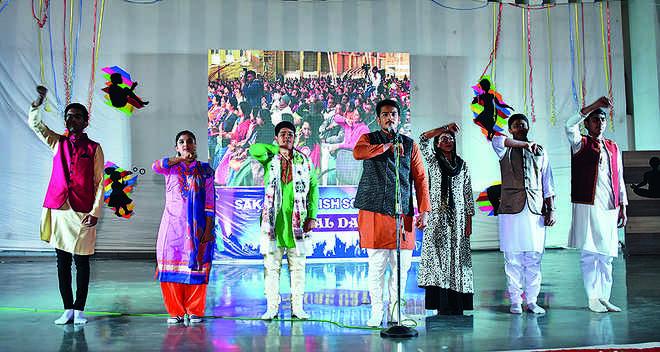 Annual day Celebration at Sakar