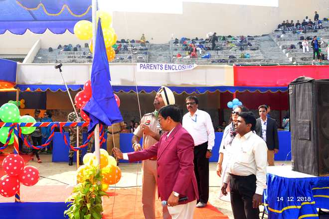 BHS holds annual sports day