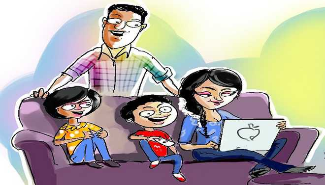 Tejashree: Is Technology Affecting Your Family Time?