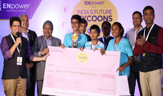 Students' Tech Innovations To Conserve Water