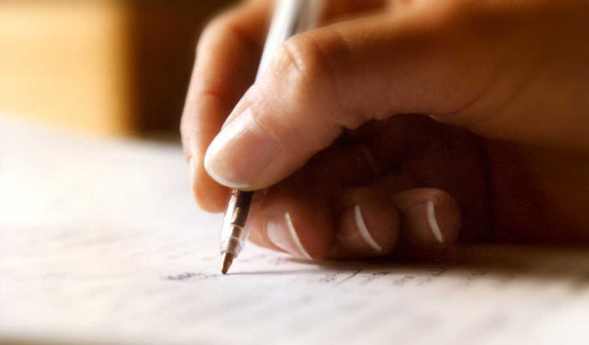 'Writing Practice Helps In Competitive Exams'