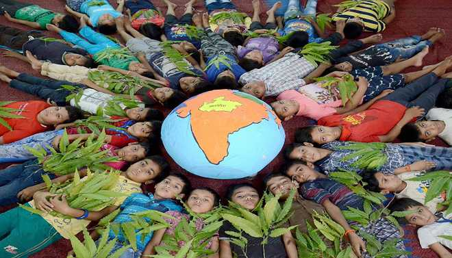 Kuber: Saving Earth Is In Our Hands