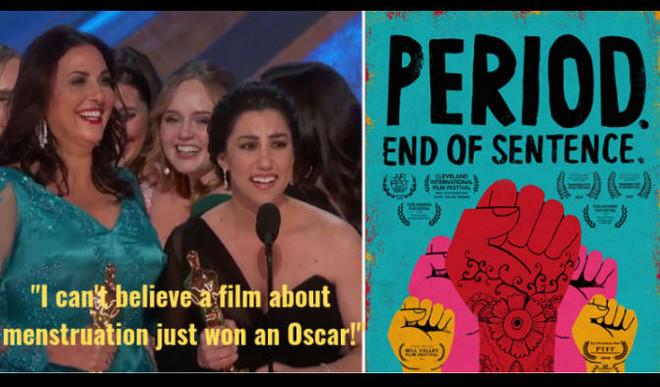 Oscars: India-based Film Wins Best Docu Short Award