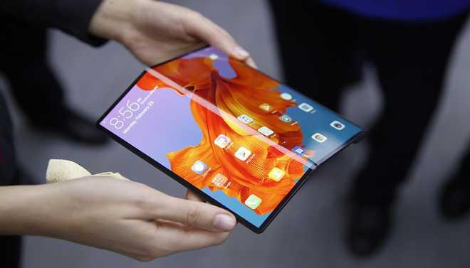 Smartphones' Flexible Future Unfolds