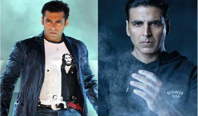 Salman, Akshay Hail IAF Air Strikes In Pak