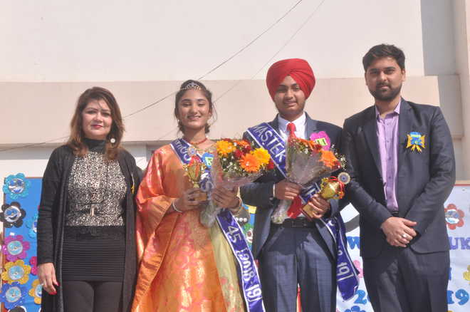 Mr & Ms AKSIPS 45 Crowned At Farewell