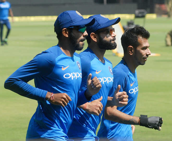 India Look To Draw Level Against Aus