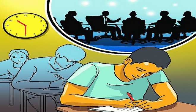 Deepali: Handling Exam Fever