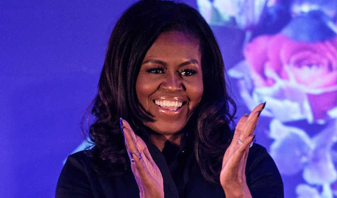 Inspiring Quotes from Michelle Obama's 'Becoming'