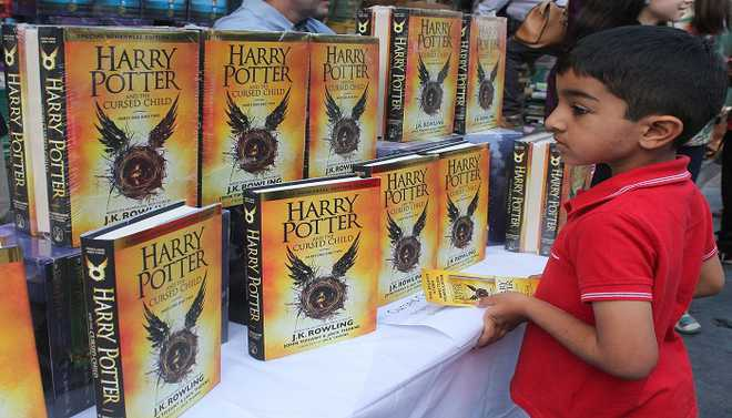 Bhoomi Reviews Harry Potter And The Cursed Child