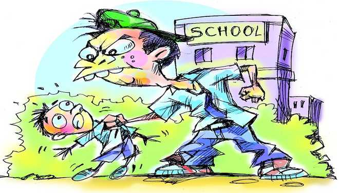 Anwesha: Stand Up To Bullies