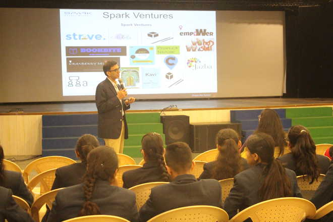 Young Entrepreneurs Get Lesson On Building Ventures
