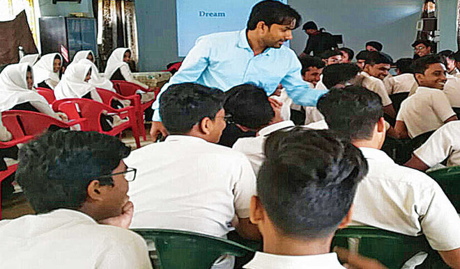 Examinees find relief in Pre-Exam inspirational session