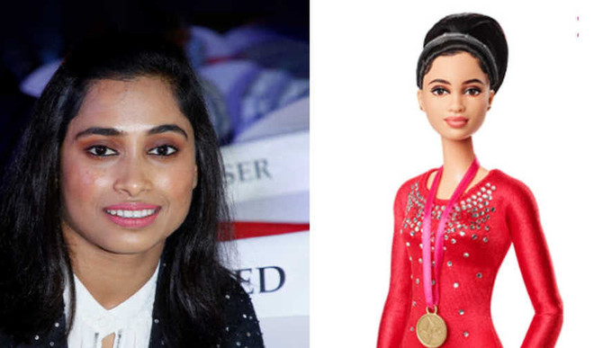 Barbie Honours Dipa Karmakar & 20 Other Sheroes
