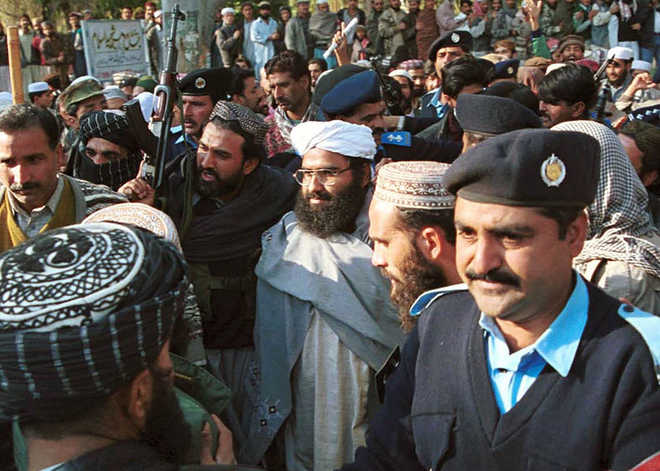 China Blocks UN Attempt to List Azhar as Terrorist