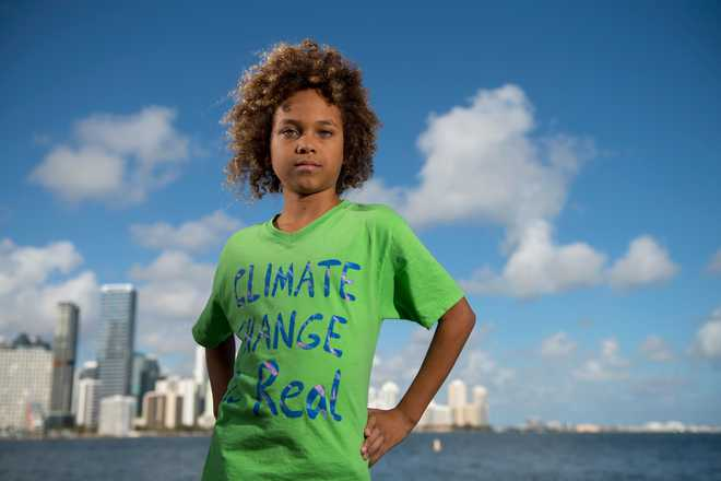 11-Year-Old Sues US Govt Over Climate Change