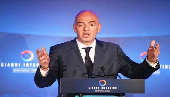 FIFA Chief Backs 48-team World Cup In 2022