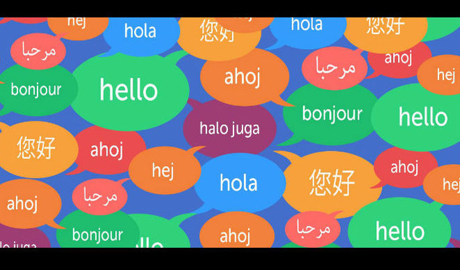 'Being Multilingual Is Good'