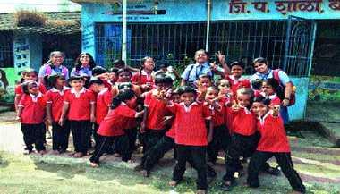 Tejashree: Empowering Kids Through ''Kalam Project''