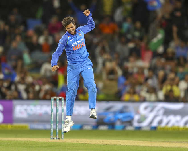 Kuldeep: Watch Out For Eng, Pak In World Cup