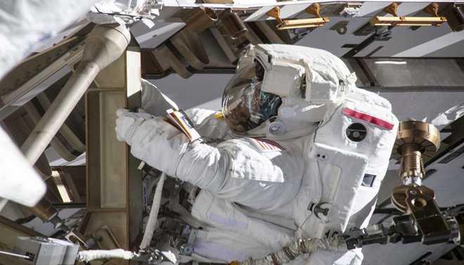 Nasa Scraps All-women Space Walk